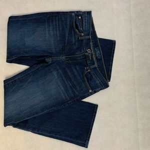 Lucky Brand Sweet boot jeans size 4/27
